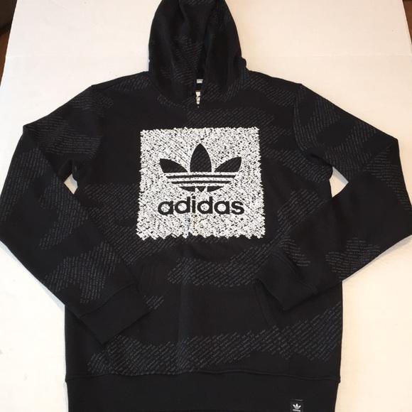 New adidas graffiti hoodie